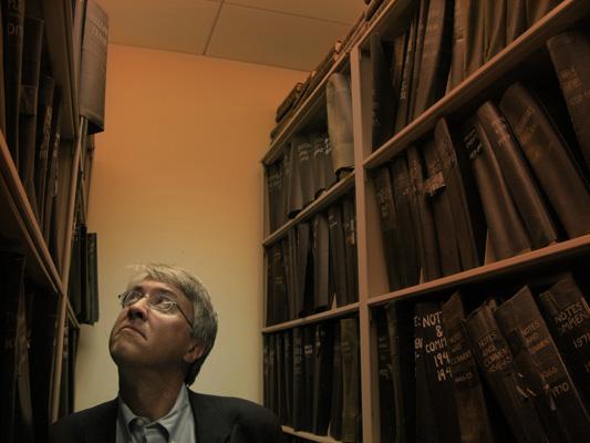 2009 Jorge Columbo NYer library