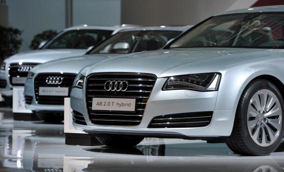 Audi slate